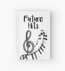 FUTURE HITS - SONGWRITTING Hardcover Journal