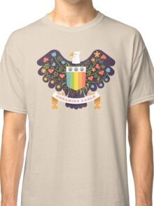 Dreaming (not Screaming) Eagle T-shirt Classique