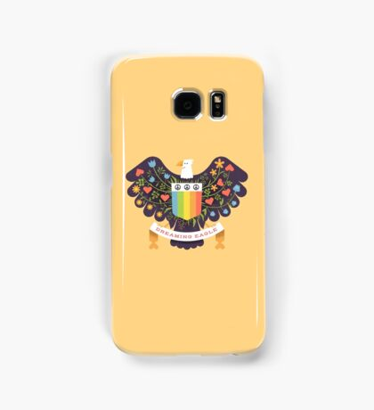 Dreaming (not Screaming) Eagle Coque et skin Samsung Galaxy