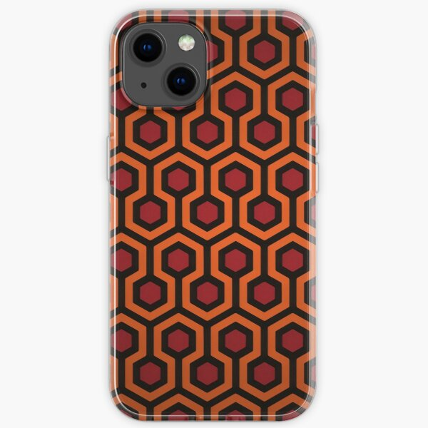 The Shining Carpet Pattern iPhone Soft Case
