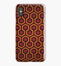 The Shining Carpet Pattern iPhone Case