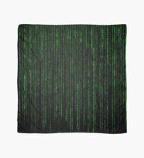 Matrix Code Pattern Scarf