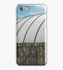 SECC train station iPhone Case/Skin
