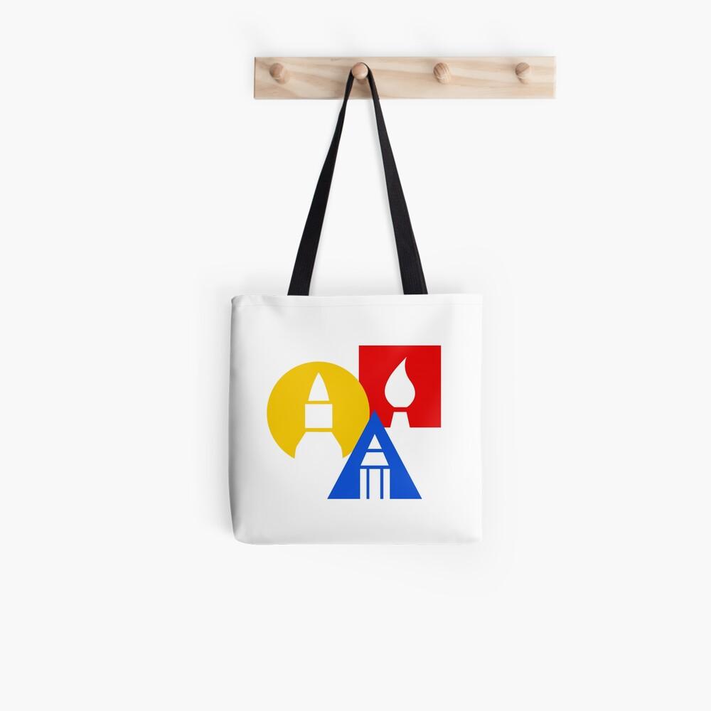Art For Kids Hub Symbol Tote Bag