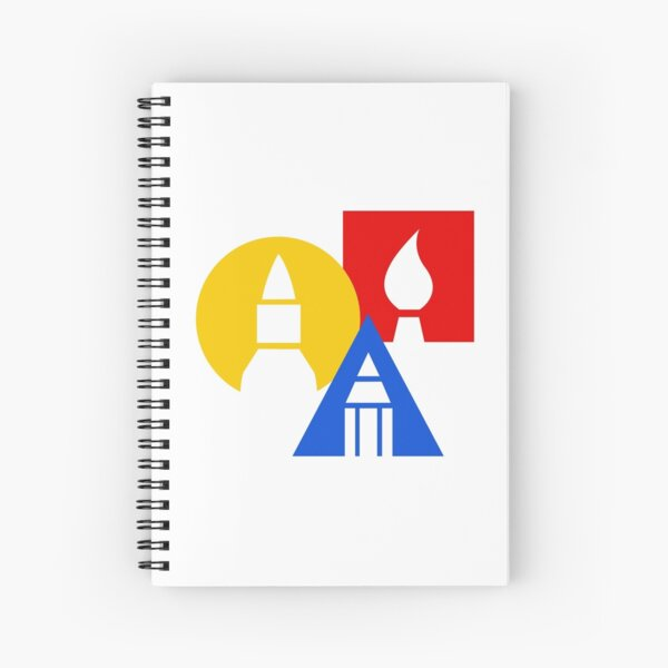 Art For Kids Hub Symbol Spiral Notebook