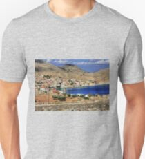 Halki View Unisex T-Shirt