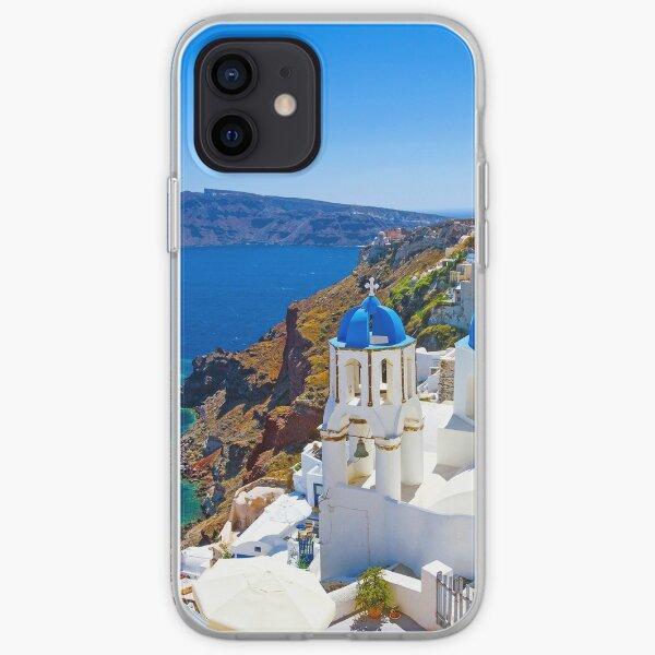Santorini iPhone Soft Case
