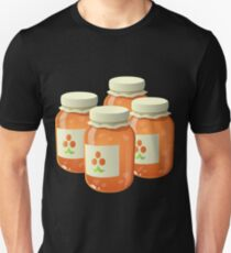 Glitch Food cloudberry jam T-Shirt