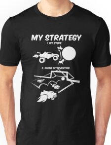 My Rocket League Strategy Video Game Funny Gifts Unisex T-Shirt