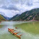 Saiful Muluk Lake by Atif Hussain