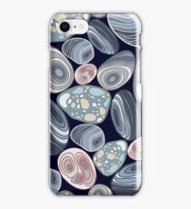 Pattern stones iPhone Case/Skin