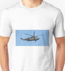 Royal Navy Helicopter. Unisex T-Shirt