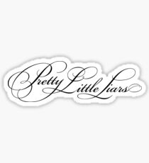 Pretty little liars sticker Sticker