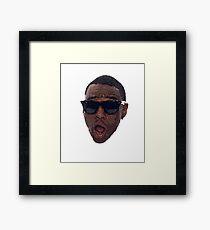 Soulja Fraud Framed Print