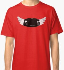Winged Gameboy Advance Classic T-Shirt