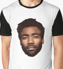 C. Gambino Graphic T-Shirt