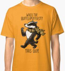 The Hufflepuffiest Classic T-Shirt
