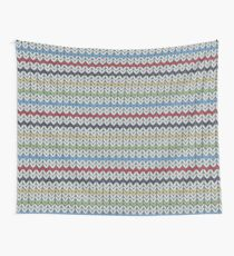 Knitted Wall Tapestry