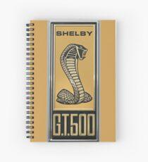 G.T.500 Spiral Notebook