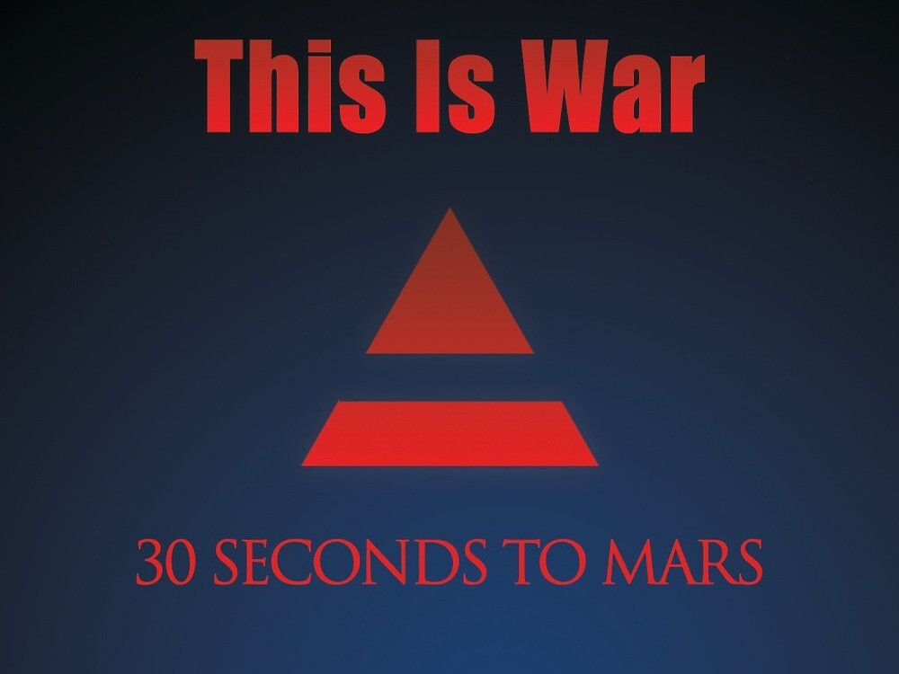 30 Seconds To Mars- This is War