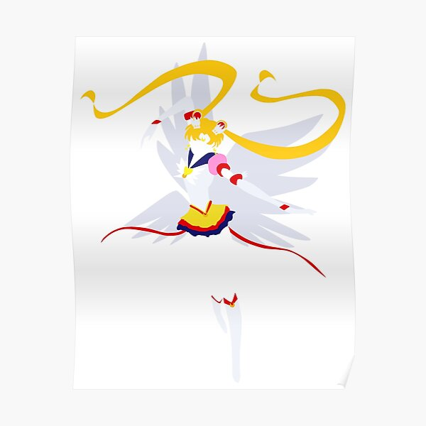 Sailor Moon Minimalist Poster