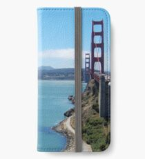 San Francisco iPhone Wallet