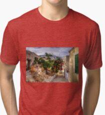 Halki Alleyways Tri-blend T-Shirt