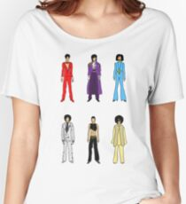 Prince and Princesses Women's Relaxed Fit T-Shirt