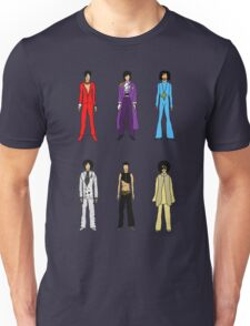 Prince and Princesses Unisex T-Shirt