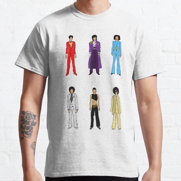 Prince and Princesses Classic T-Shirt