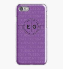 e|g dolans iPhone Case/Skin