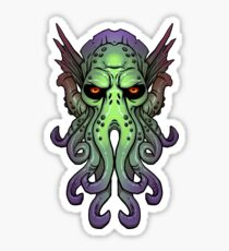 Cthulu Sticker