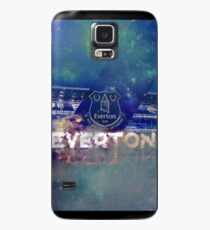Everton graphic Case/Skin for Samsung Galaxy