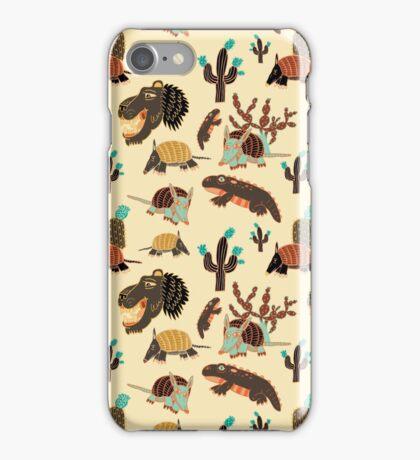 Desert Creatures iPhone Case/Skin