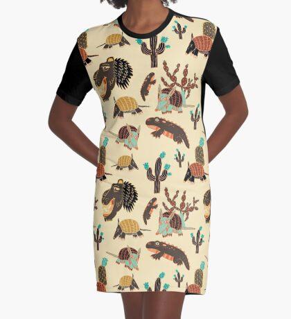 Desert Creatures Robe t-shirt