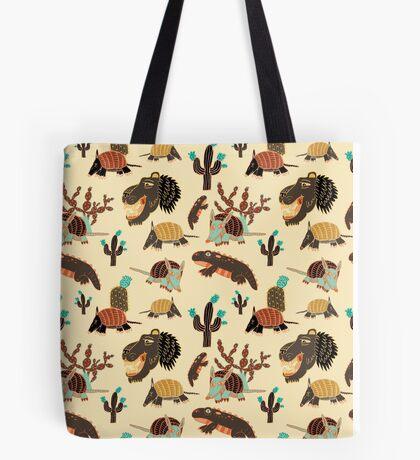 Desert Creatures Tote bag