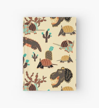 Desert Creatures Hardcover Journal