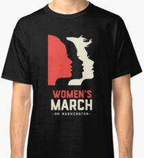 Official women's  march on washington  Classic T-Shirt