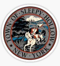 Town of Sleepy Hollow Sticker
