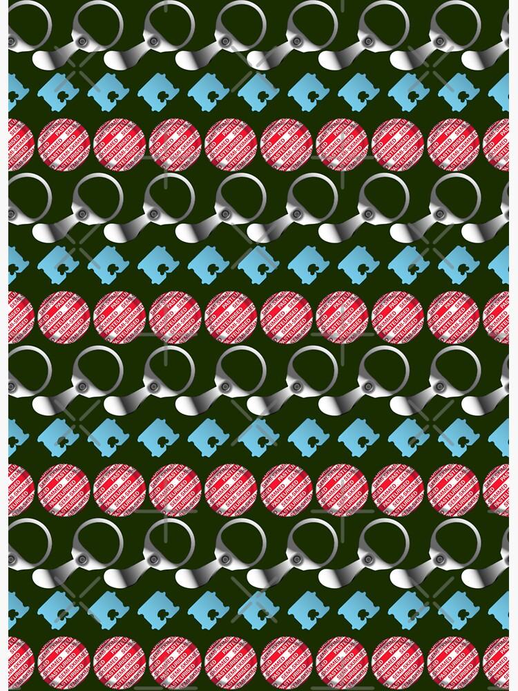 NDVH Retro-Litter Stripes by nikhorne