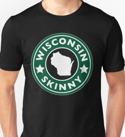 Wisconsin Skinny Caffeine T-Shirt