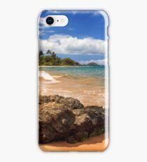 Mokapu Beach Maui iPhone Case/Skin