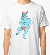 Blue Blue Monster Classic T-Shirt