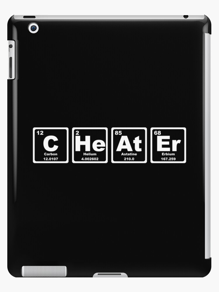 Cheater - Periodic Table by graphix