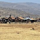 Bodie State Historic Park - Mono County, CA by Rebel Kreklow