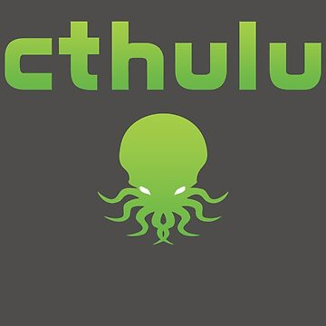 Cthulhu...err, Cthulu Waits Streaming by xanthier