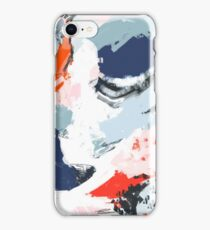 Abstract Color Pop iPhone Case/Skin