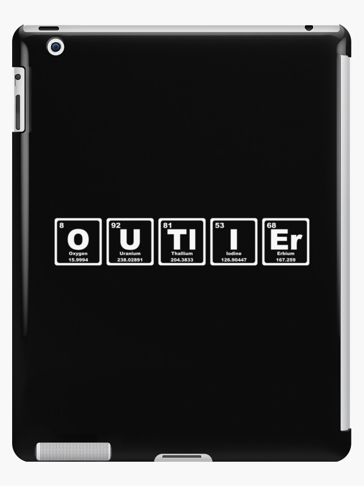 Outlier - Periodic Table by graphix