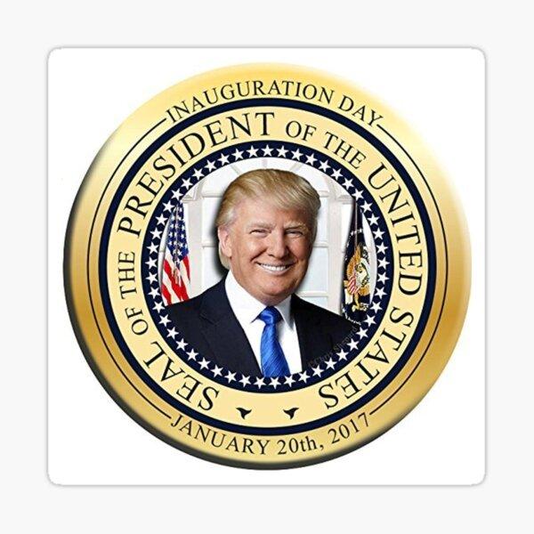 President Trump Seal Mug - Donald Trump 2020 - Political Stuff Republican Conservative Sticker