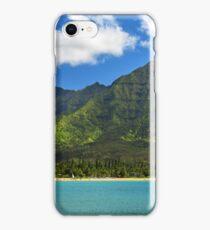 Kayaks In Hanalei Bay iPhone Case/Skin